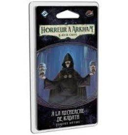 Fantasy Flight Games Horreur A Arkham JCE : Ext. A La Recherche De Kadath (FR)