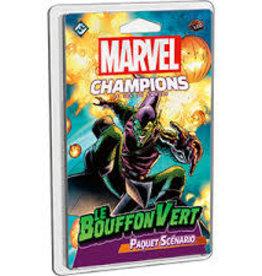 Fantasy Flight Games Précommande: Marvel Champions : Le Jeu De Cartes: Le Bouffon Vert (FR) (sur demande)