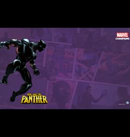 Fantasy Flight Games Précommande: Marvel Champions LCG: Black Panther Game Mat (EN) (sur demande)