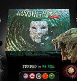 Albe Pavo Précommande: Carnival Zombie (EN) (sur demande)