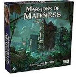 Fantasy Flight Games Précommande: Mansions Of Madness: Path Of The Serpent (EN) (sur demande)