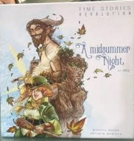 Space Cowboys Précommande: Time Stories: A Midsummer Night (EN) (sur demande)