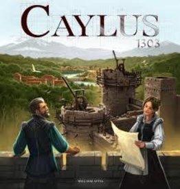 Space Cowboys Précommande: Caylus 1303 (EN) (sur demande)