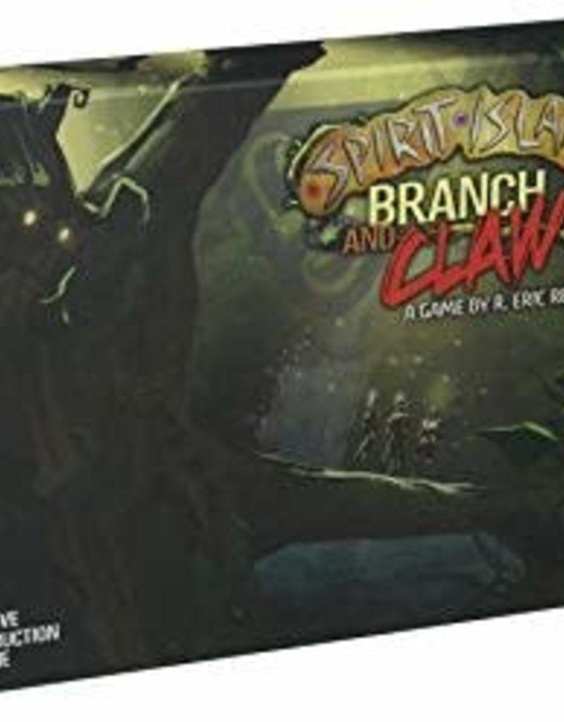 Intrafin Games Spirit Island: Ext. Branch & Claw (FR)