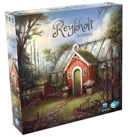 Renegade Game Studios Solde: Reykholt (EN)
