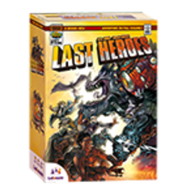 Ludonaute Last Heroes (ML) (Commande spéciale)