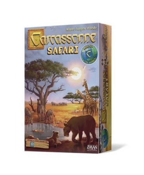 Carcassonne: Safari (FR) (Commande spéciale)