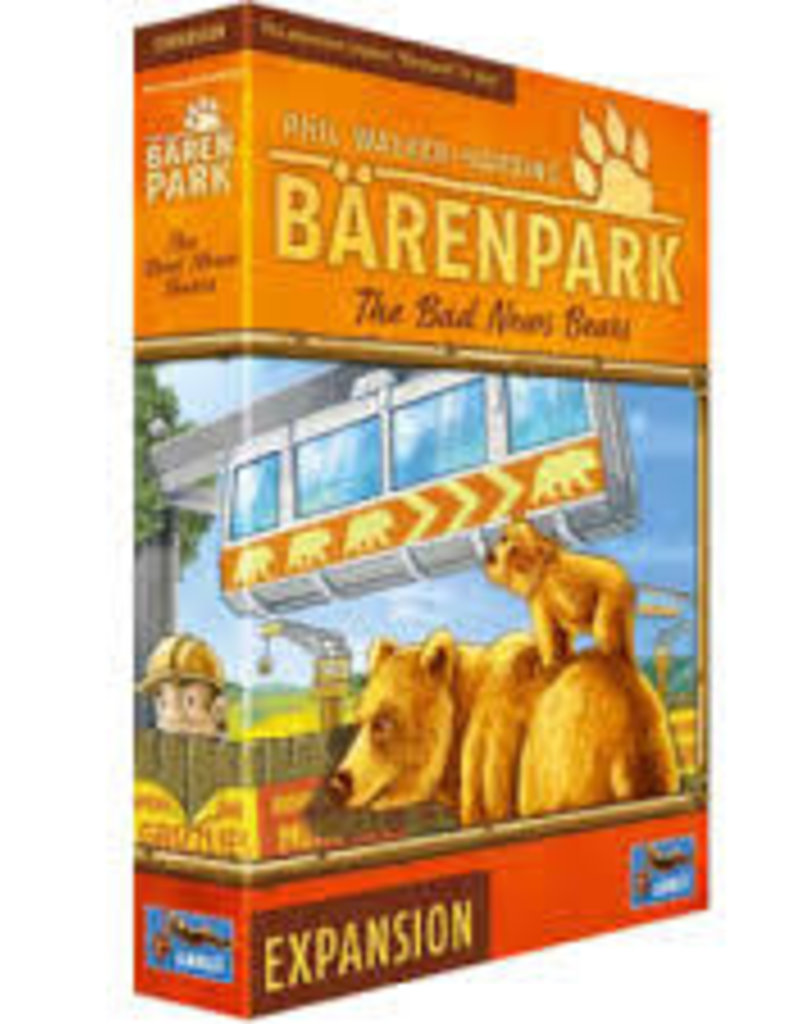 Lookout Games Barenpark: Ext. The Bad News Bear (EN) (Commande Spéciale)