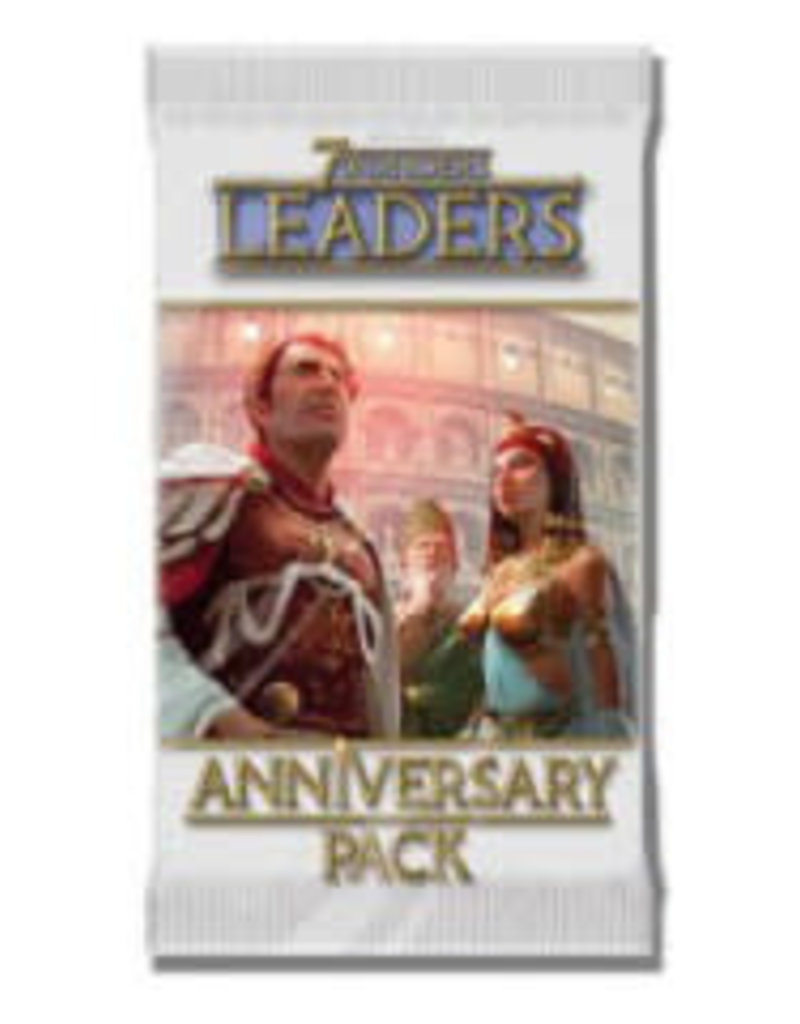 Repos Production 7 Wonders: Ext. Leaders Anniversary Pack (FR) (commande spéciale)