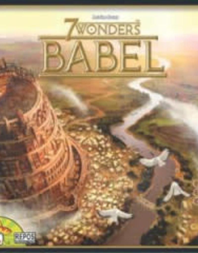 Repos Production 7 Wonders: Ext. Babel (FR) (Commande spéciale)