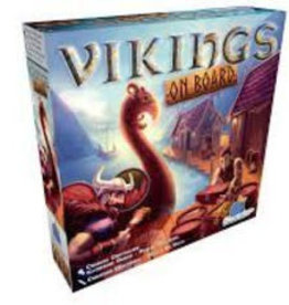 Blue Orange Games Vikings On Board (ML) (Commande spéciale)