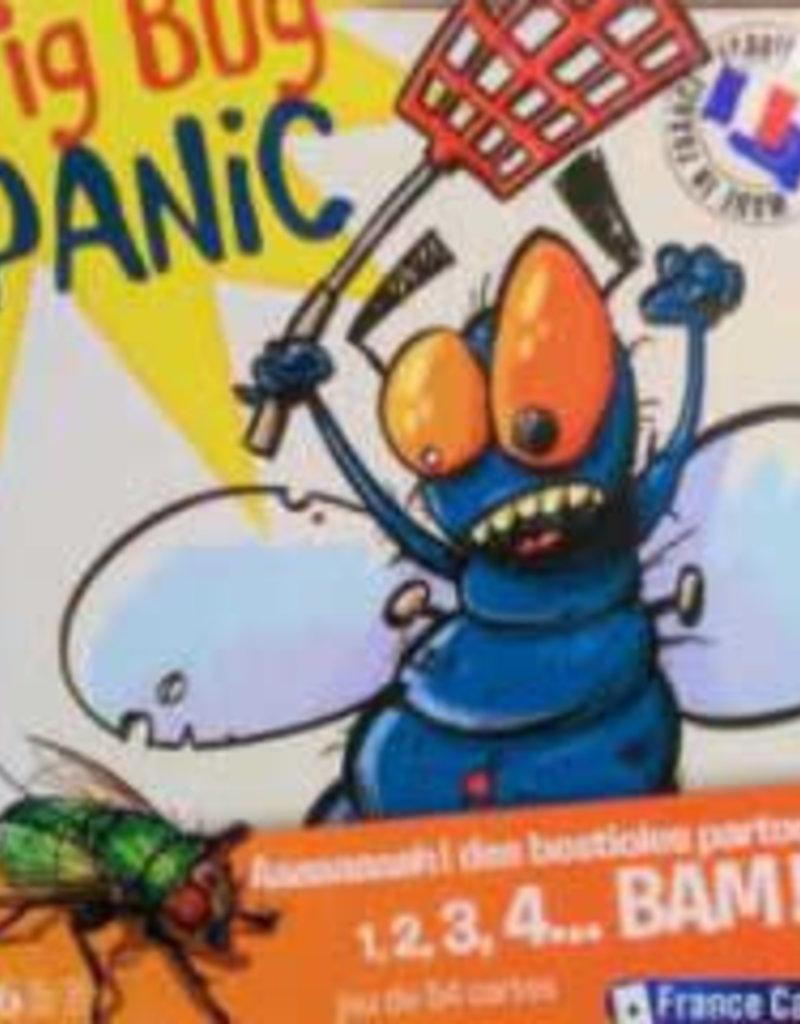 France Cartes Big Bug Panic (FR) (commande spéciale)