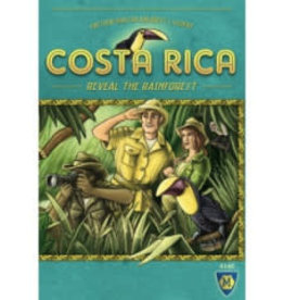 Mayfair Games Costa Rica (EN) (commande spéciale)