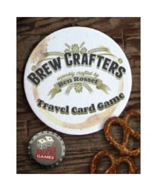 Brew Crafters: Travel Card Game (EN) (commande spéciale)