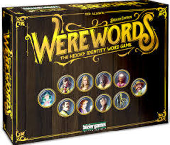 Werewords: Deluxe Edition (EN) (commande spéciale)