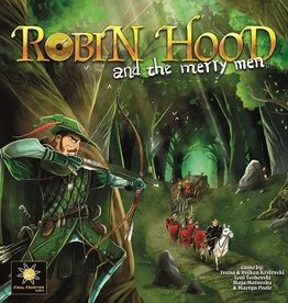 Final Frontier Games Robin Hood And The Merry Men (EN) (commande spéciale)