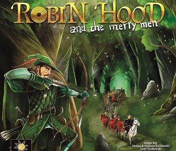 Robin Hood And The Merry Men (EN) (commande spéciale)