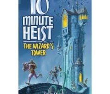 10 Minute Heist: The Wizard's Tower (EN) (commande spéciale)