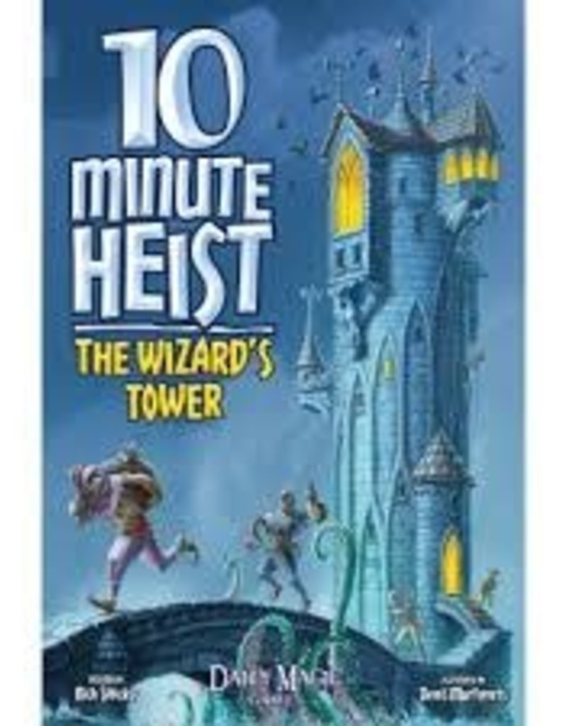 Daily Magic 10 Minute Heist: The Wizard's Tower (EN) (commande spéciale)