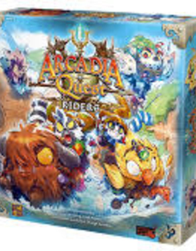 CMON Limited Arcadia Quest: Ext. Riders (EN) (commande spéciale)