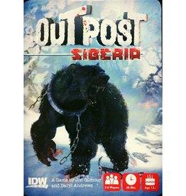 IDW Outpost - Siberia (EN) (commande spéciale)