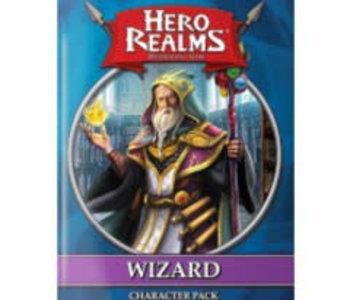 Hero realms: Wizard Character Pack (EN) (commande spéciale)