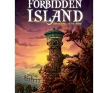 Forbidden Island (EN) (commande spéciale)