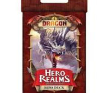 Hero realms: Dragon Boss Deck (EN (commande spéciale)