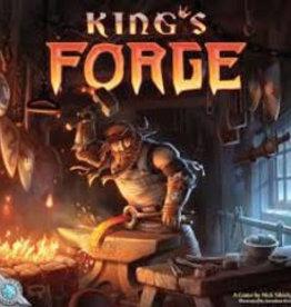 Game Salute King's Forge (EN) (commande spéciale)