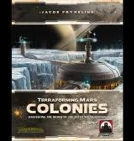 Stronghold Games Terraforming Mars: Ext. Colonies (EN) (commande spéciale)