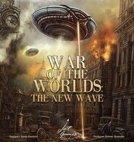 Grey Fox Games War Of The Worlds: The New Wave (EN) (Commande Spéciale)
