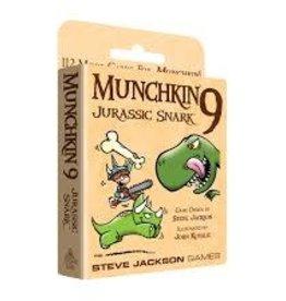 Steve Jackson Games Munchkin 9: Ext. Jurassic Snark (EN) (Commande Spéciale)