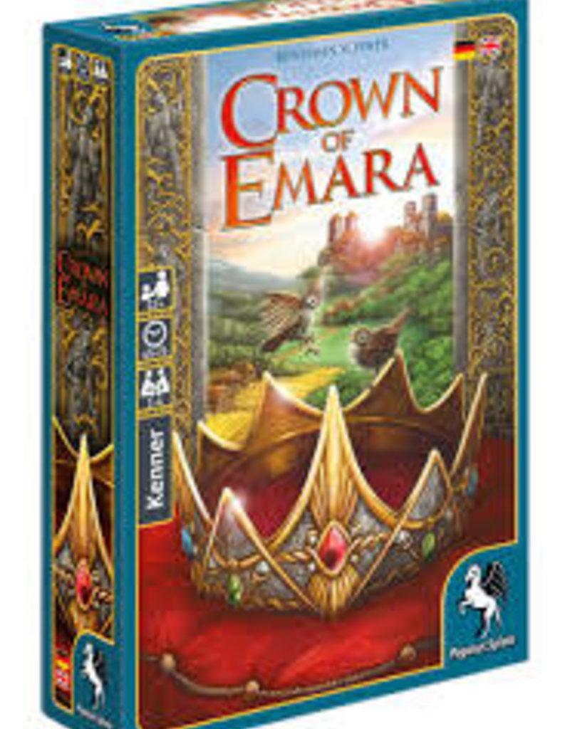 Pegasus Spiele Crown of Emara (EN) (commande spéciale)