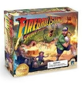 Restoration Games Fireball Island Ext. Spider Springs (EN) (commande spéciale)