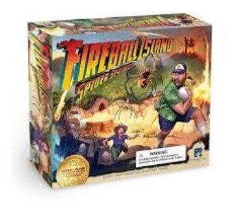 Fireball Island Ext. Spider Springs (EN) (commande spéciale)