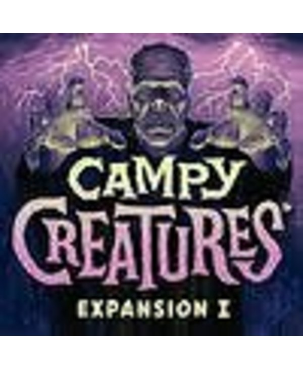 Campy Creatures: Ext. 1 (EN) (commande spéciale)