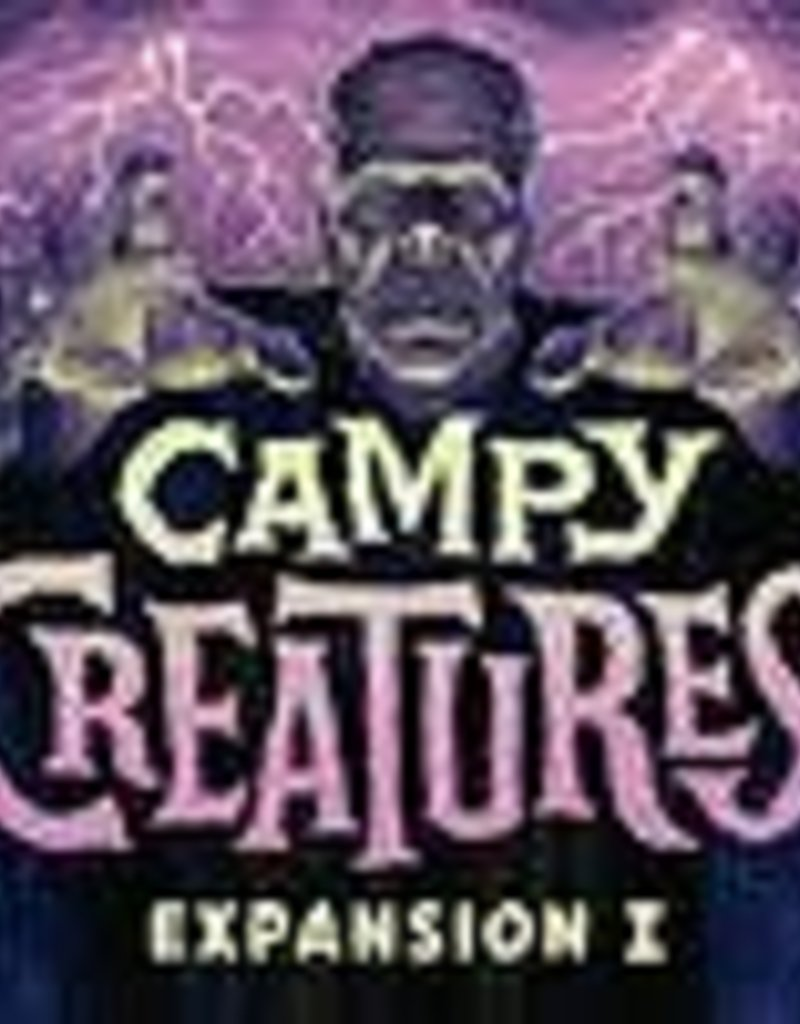 Keymaster Games Campy Creatures: Ext. 1 (EN) (commande spéciale)