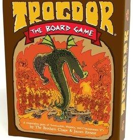 Greater Than Games Trogdor: The Board Game! (EN) (commande spéciale)