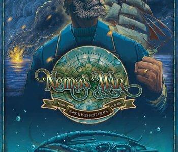 Nemo's War (EN) (commande spéciale)
