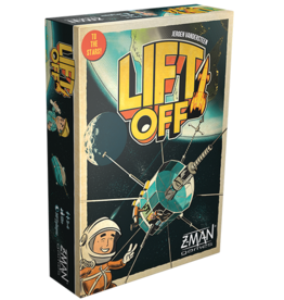 Z-Man Games, Inc. Lift Off (FR)