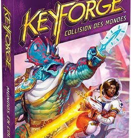 Fantasy Flight Games KeyForge: Collision Des Mondes (FR) single