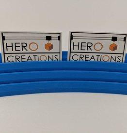 Hero Creations Porte Cartes Magnétique: Bleu