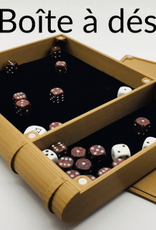 Hero Creations Dice Tray magnétique: Bronze
