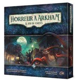 Fantasy Flight Games Horreur A Arkham JCE: Le Jeu De Cartes (FR)