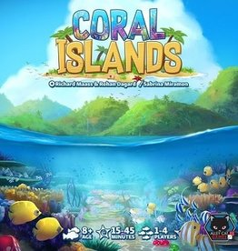 Alley Cat Games Coral Islands (EN)