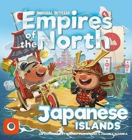 Portal Games Imperial Settlers: Empires Of The North: Ext. Japanese Island (EN)
