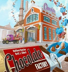 Alley Cat Games Chocolate Factory (EN)