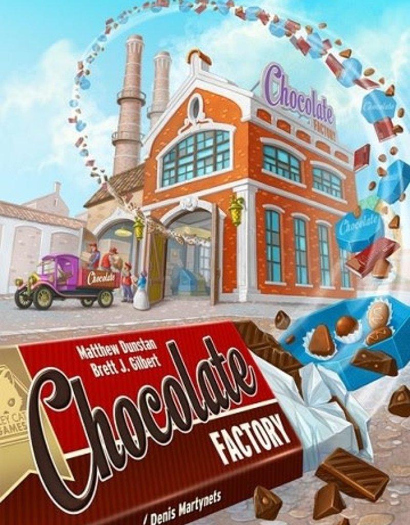 Alley Cat Games Chocolate Factory (EN)