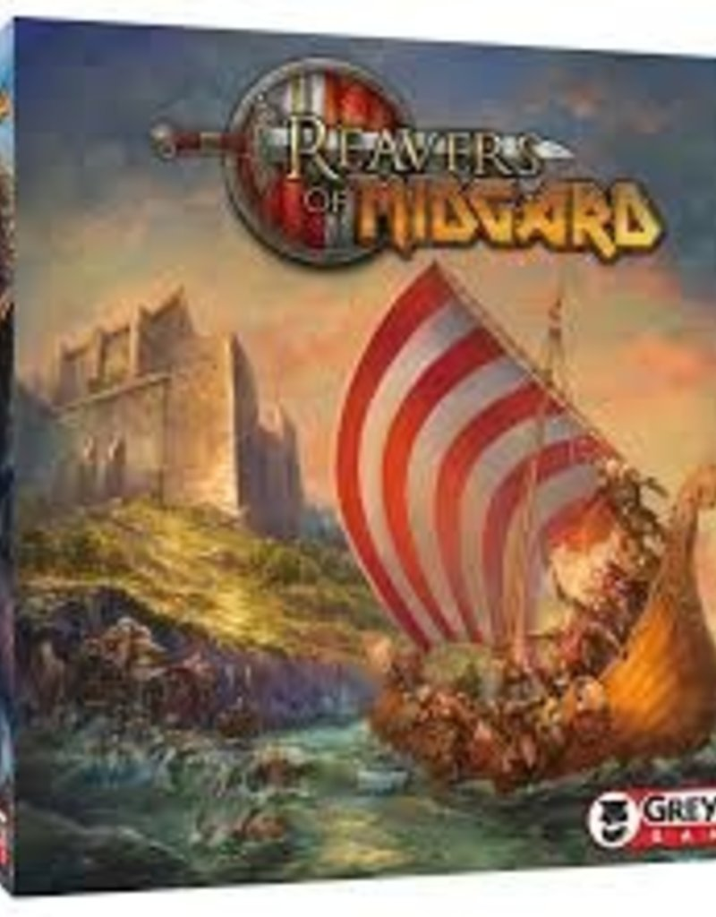 Grey Fox Games Reavers of Midgard (EN)