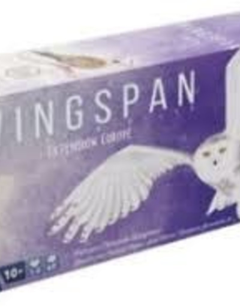 Stonemaier Games Wingspan: Ext. European (EN)